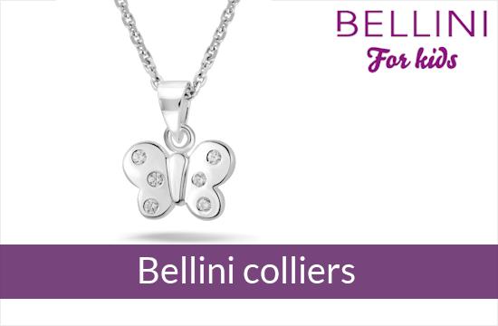 Bellini for kids - zilveren kinder colliers