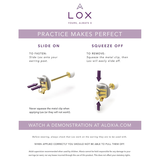 LOX gebruiksaanwijzing