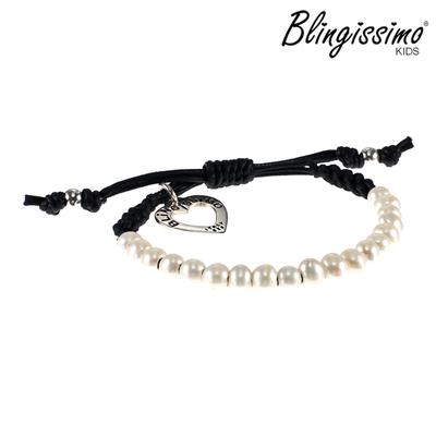 Blingissimo Classic Pearl 6 Black