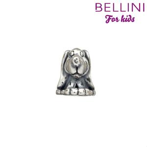 Bellini 562.017 - zilveren bedel hondje