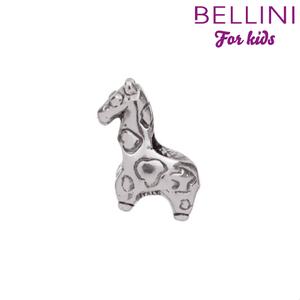 Bellini 562.021 - zilveren bedel giraffe