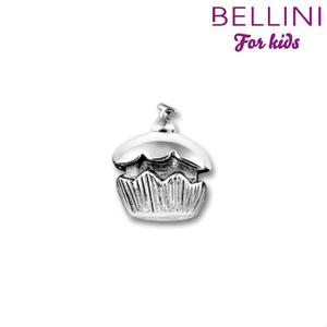 Bellini 562.401 - Zilveren Bellini bedel cupcake