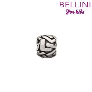 Bellini 560.L - zilveren bedel letter L