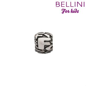 Bellini 560.F - zilveren bedel letter F