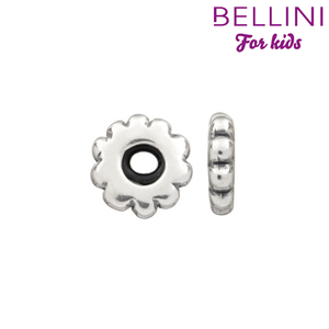 Bellini 569.001 Zilveren Bellini stopper bloem