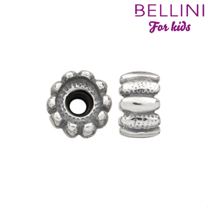 Bellini 569.002 Zilveren Bellini stopper breed
