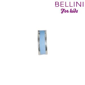 Bellini 569.103 Zilveren Bellini stopper emaille blauw