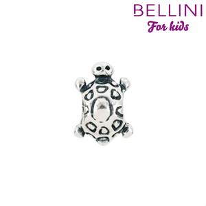 Bellini 562.056 - zilveren bedel schildpad
