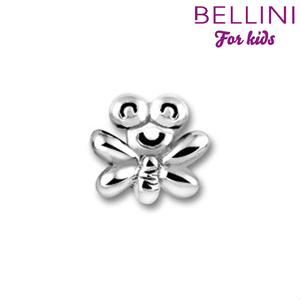 Bellini 562.404 - zilveren bedel vlieg